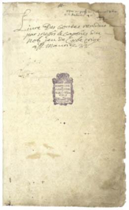 2. Livre des protocoles de 1683